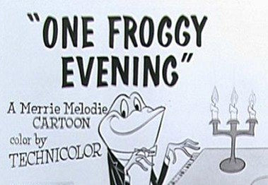 One Froggy Evening