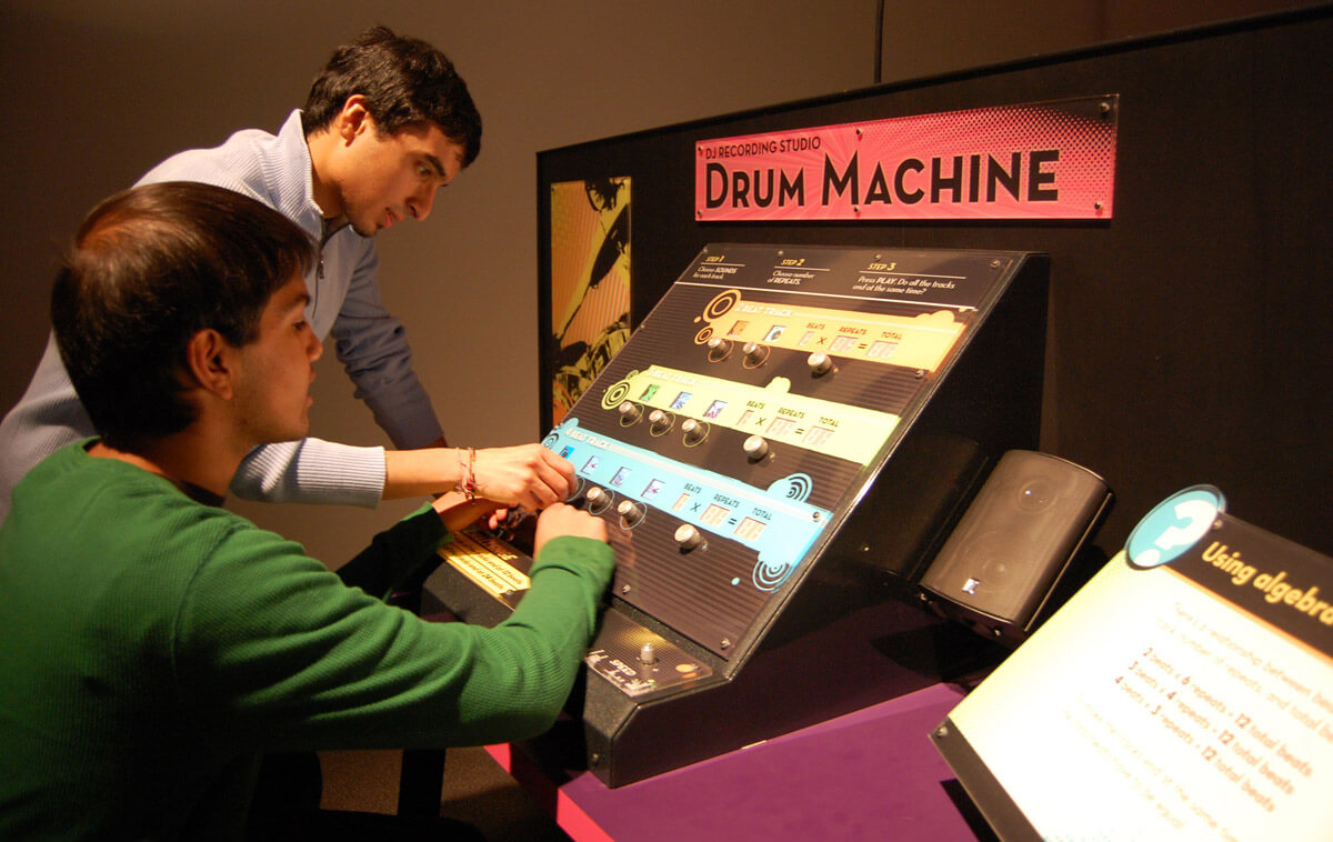Design Zone drum machine