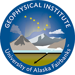 Geophysical Institute logo