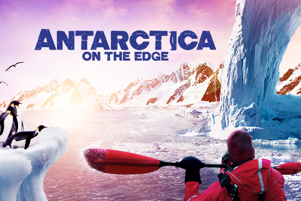 Antarctica: On The Edge movie poster