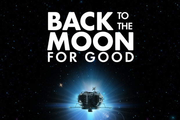 Back to the Moon for Good poster image