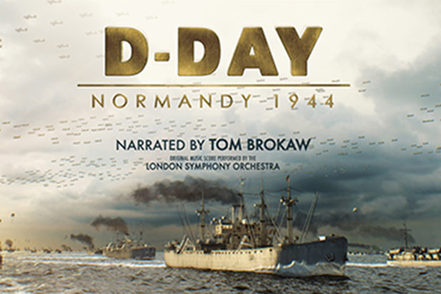 D-Day: Normandy 1944 poster image