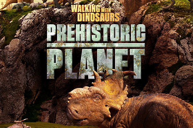 Prehistoric Planet: Walking with Dinosaurs poster image