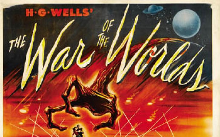 War of the Worlds 1953 movie poster