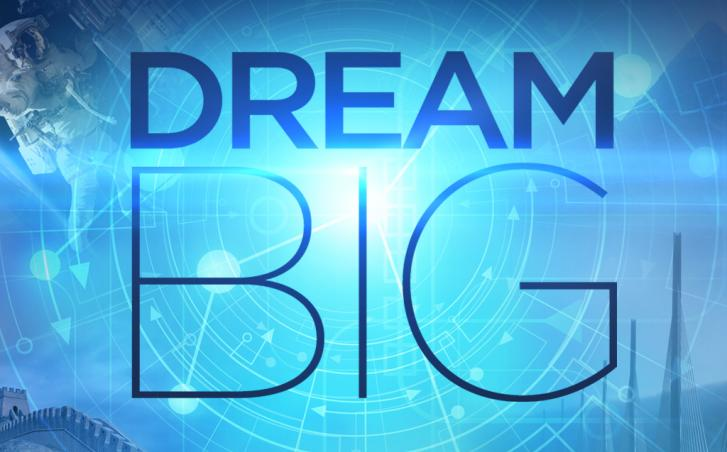 Dream Big poster image