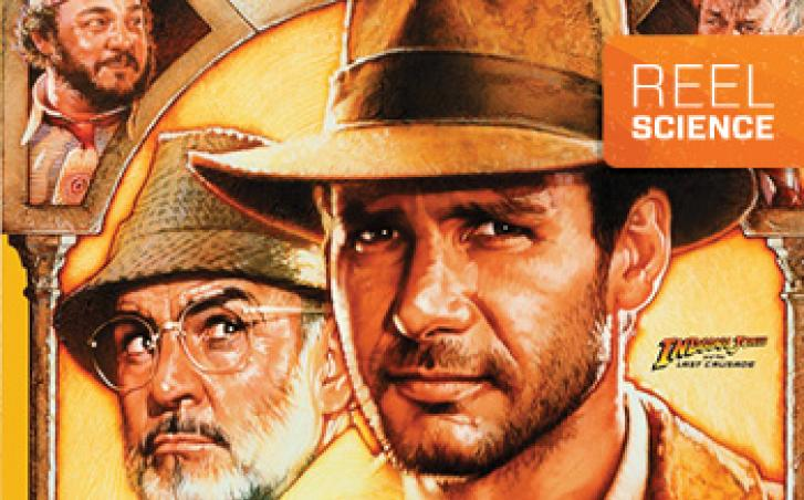Reel Science: Indiana Jones and The Last Crusade event image