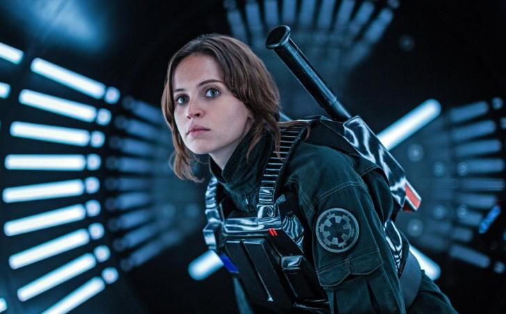 Rogue One: A Star Wars Story poster image