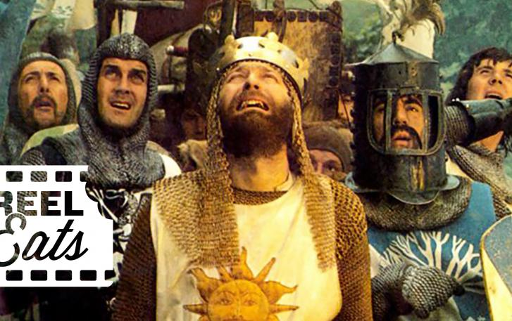 SOLD OUT! Reel Eats: Monty Python And The Holy Grail | OMSI