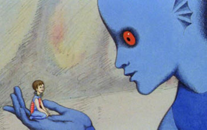 Last Movie You Saw? - Page 25 SFFF16-FantasticPlanet