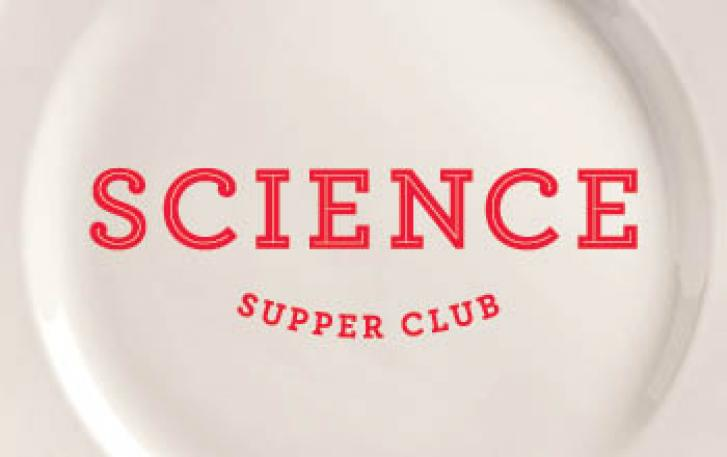 Science Supper Club event image
