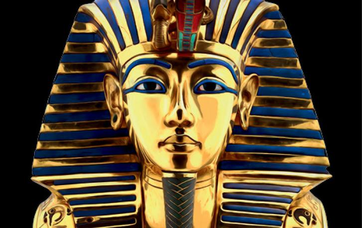 The Discovery of King Tut Image