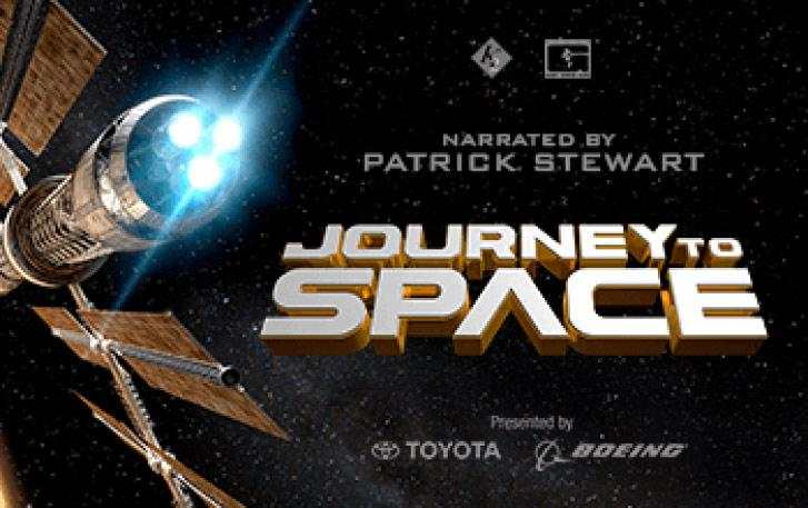 Journey To Space poster image
