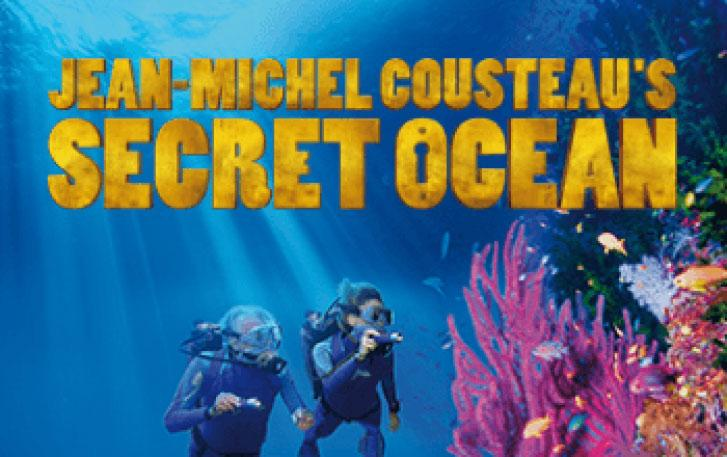 Jean-Michel Cousteaus Secret Ocean poster image