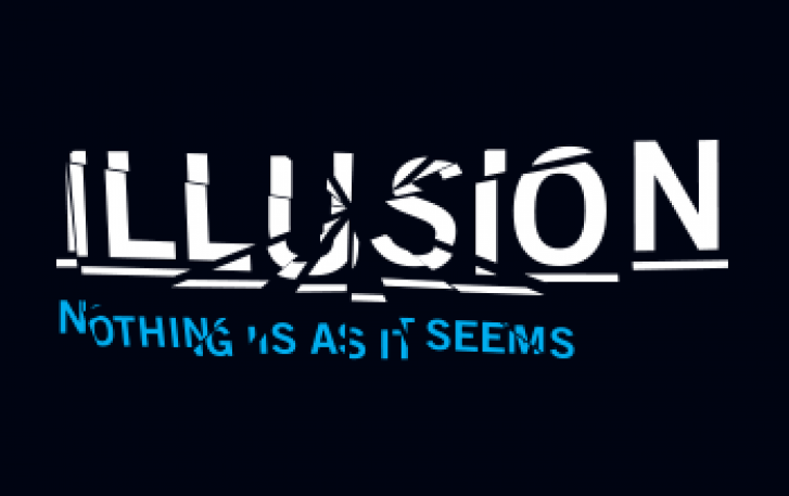 Illusion exhibit logo