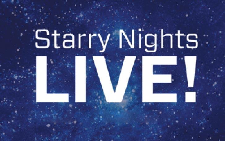 Starry Nights Live! poster