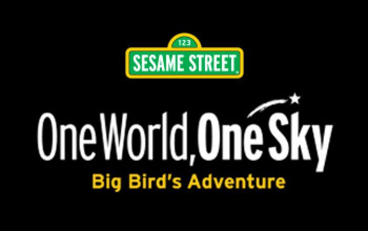 One World, One Sky: Big Bird's Adventure poster image