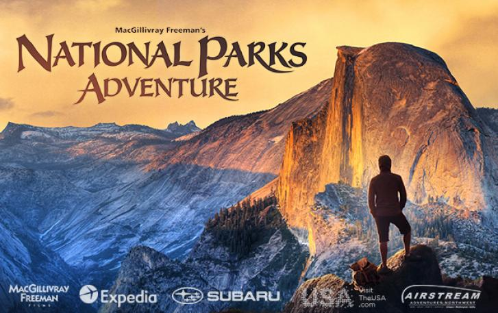 National Parks Adventure poster image