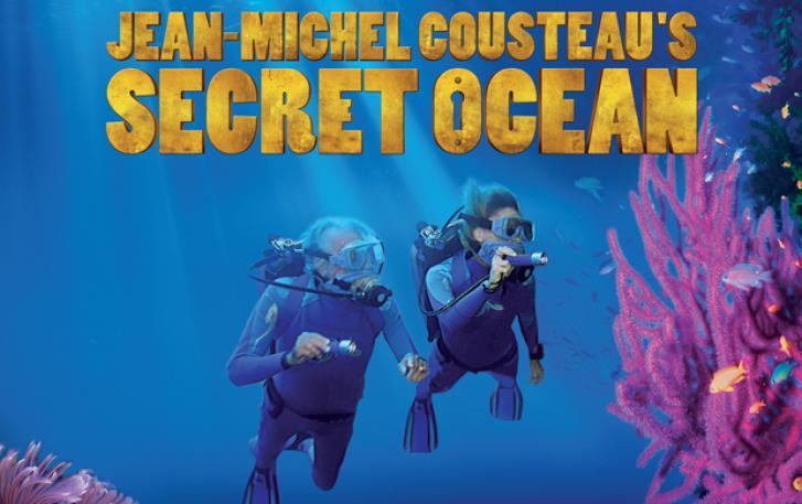 Jean-Michel Cousteau's Secret Ocean poster image