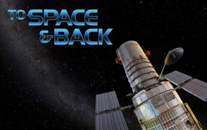 To Space and Back poster image