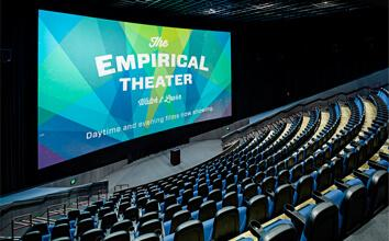Empirical Theater interior